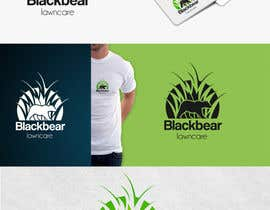 nº 14 pour Design a Logo for Blackbear Lawncare par basemamer