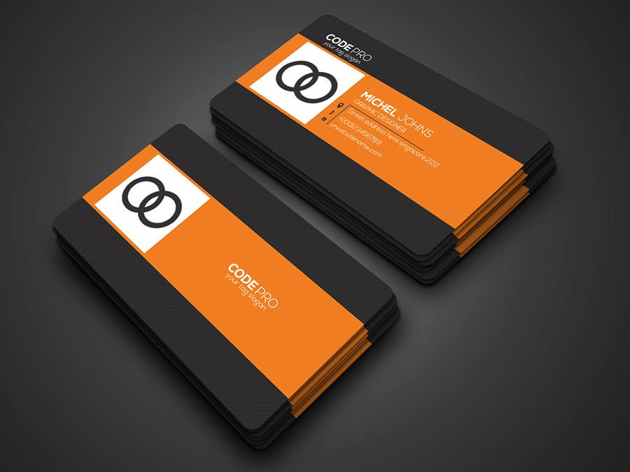 Contest Entry #                                        9                                      for                                         Design some Business Cards- Study Heights