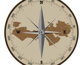 #2 for Ummayad Empire Map with a Compass by mircislav