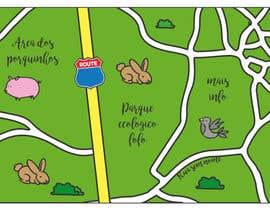 #6 para re-desenhar pequeno mapa em estilo Handraw animado por sfonseca