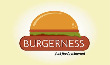 #242 for Design a Logo for Fast Food Restaurant - repost by preethamdesigns