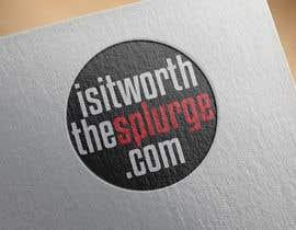 Nro 27 kilpailuun Design a Logo for isitworththesplurge.com käyttäjältä sophiechick