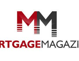 #33 para Simple Logo Design for Mortgage Magazine por vlaja27