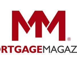 #60 para Simple Logo Design for Mortgage Magazine por vlaja27