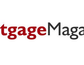 #68 para Simple Logo Design for Mortgage Magazine por vlaja27