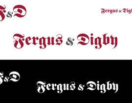 #23 for Design a Logo for Fergus & Digby by umamaheswararao3