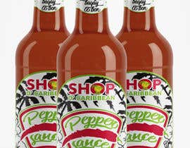 #8 for Design a Pepper Sauce Label by qwasoff