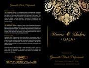 Graphic Design Inscrição do Concurso Nº3 para Gala Sponsorship