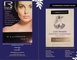 #3 for Design a Flyer for a Beauty Gallery af jinupeter