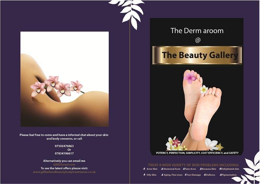 Bài tham dự cuộc thi #10 cho Design a Flyer for a Beauty Gallery