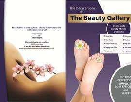 nº 12 pour Design a Flyer for a Beauty Gallery par jinupeter
