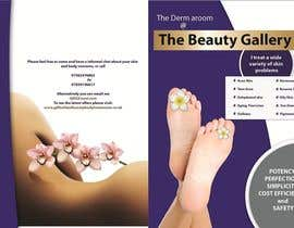 nº 19 pour Design a Flyer for a Beauty Gallery par jinupeter