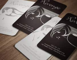 #52 untuk Design some Business Cards for Revenge oleh aries000
