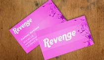 Contest Entry #18 for Design some Business Cards for Revenge