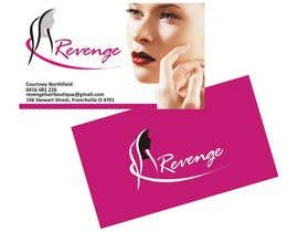 coolasim32 tarafından Design some Business Cards for Revenge için no 60