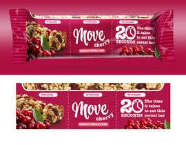 #11 for Create Cereal Bar Packaging by vieghie