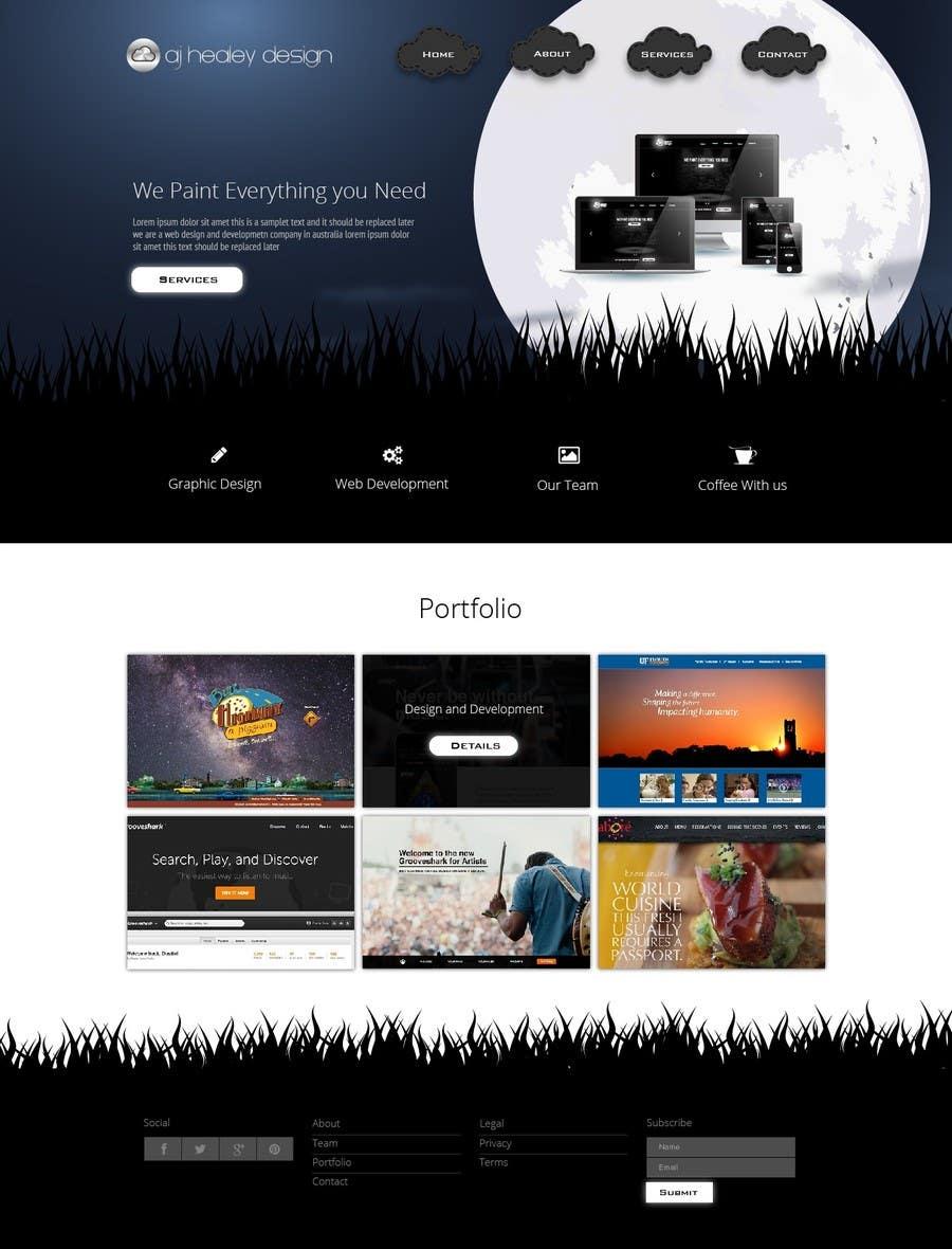 #42 for Design Logo, Branding and Website by jeransl