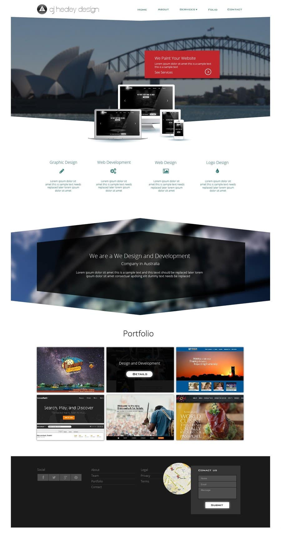 #46 for Design Logo, Branding and Website by jeransl