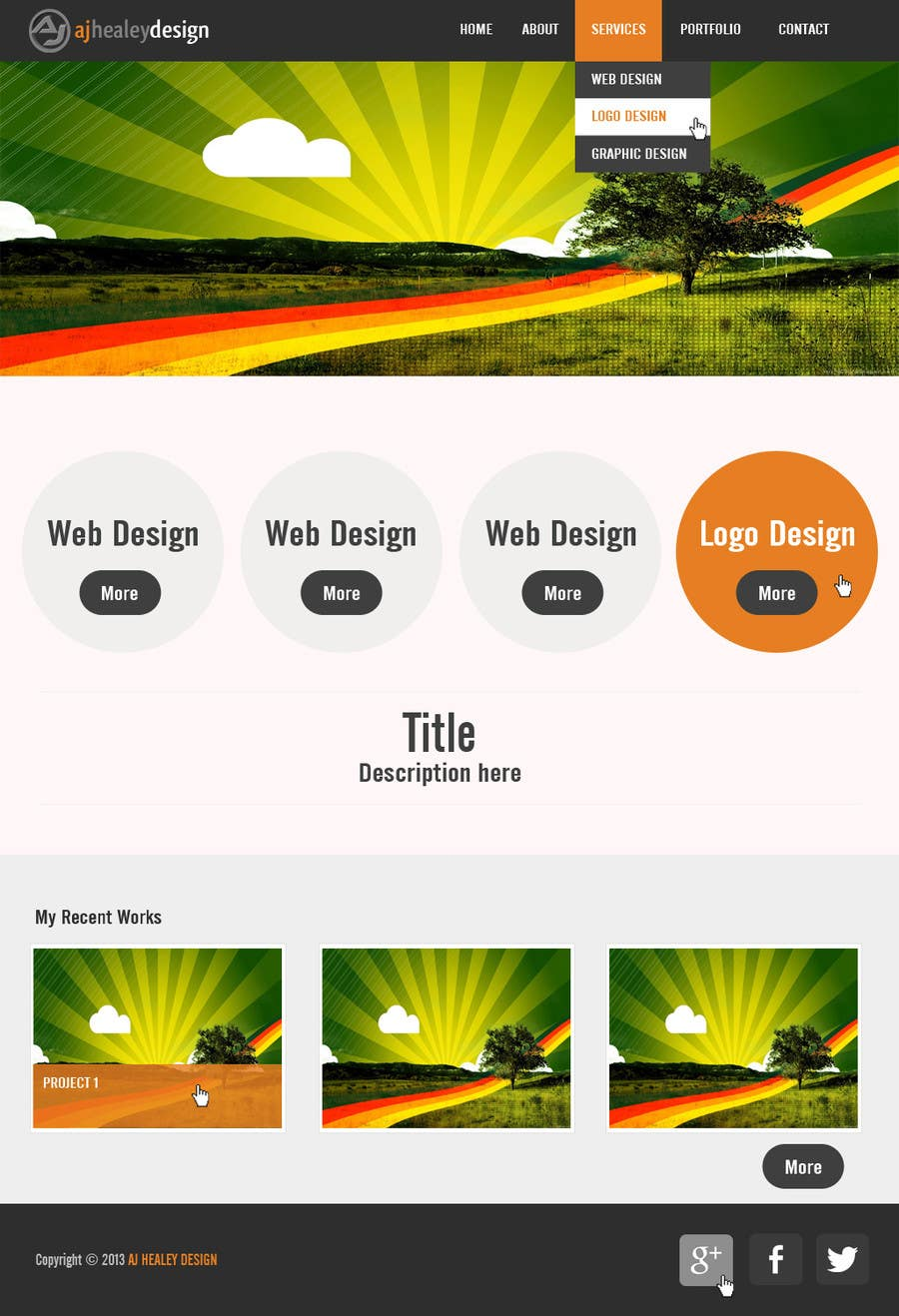 #40 for Design Logo, Branding and Website by lpfacun