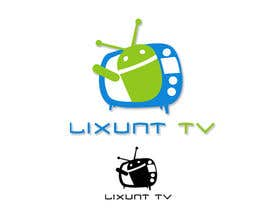 #71 for Design a Logo for my android tv brand lixunt tv by nyangnyang