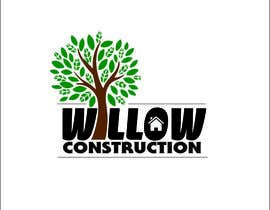 #35 for Willow Construction Logo by mitchgimena