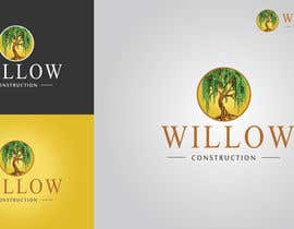 #55 for Willow Construction Logo by syednazmulhaque