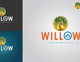 #56 for Willow Construction Logo by syednazmulhaque