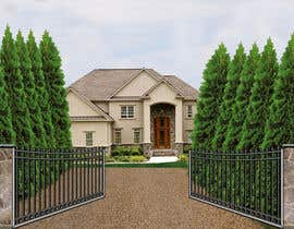 #6 for Driveway Gate Design Photoshop by AndradaDiana