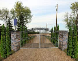#19 for Driveway Gate Design Photoshop by kellydung1987