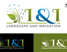 Nro 78 kilpailuun I need a logo designed for a landscape and irrigation business käyttäjältä cbarberiu