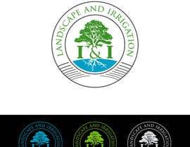 Nro 117 kilpailuun I need a logo designed for a landscape and irrigation business käyttäjältä atikur2011