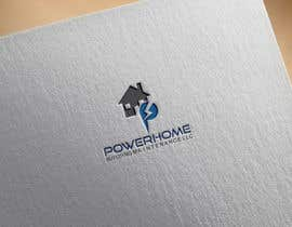 #116 for Design a Logo for Powerhome by adilesolutionltd