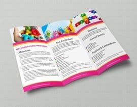 stylishwork tarafından Design a Brochure for preschool için no 19