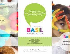 YogiRao tarafından Design a Brochure for preschool için no 9