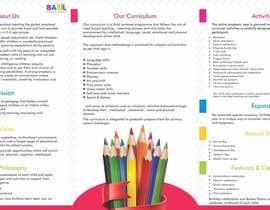 YogiRao tarafından Design a Brochure for preschool için no 10