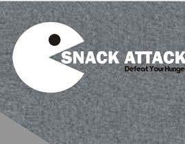 #13 for I need a Snack Kiosk logo designed. -- 1 by umarafzaal40