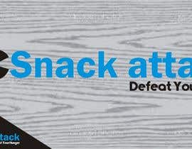 #15 for I need a Snack Kiosk logo designed. -- 1 by umarafzaal40