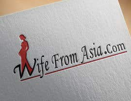 #7 for Design a Logo for Wifefromasia.com -- 2 by ZeeshanZeeshan89