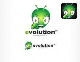"deskjunkie tarafından Logo for ""Evolution TV"" için no 17"