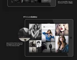 #15 for Design an App Mockup by DesignerCS