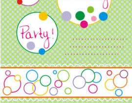 #56 for Design some Stationery for Baby 1st Birthday Invitation af primavaradin07