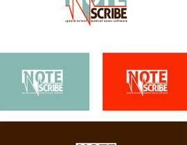 nº 121 pour Design a Logo for NoteScribe par OmB
