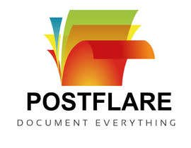 #103 for Design a Logo for Postflare.com by VEEGRAPHICS