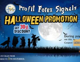#39 for Design a Banner for Haloween Promotion af mdmonirhosencit
