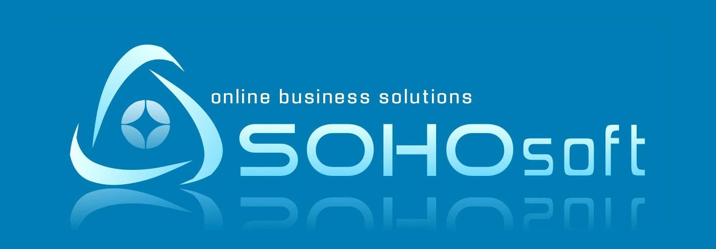 Proposition n°145 du concours Design a Logo for SOHOsoft LLC