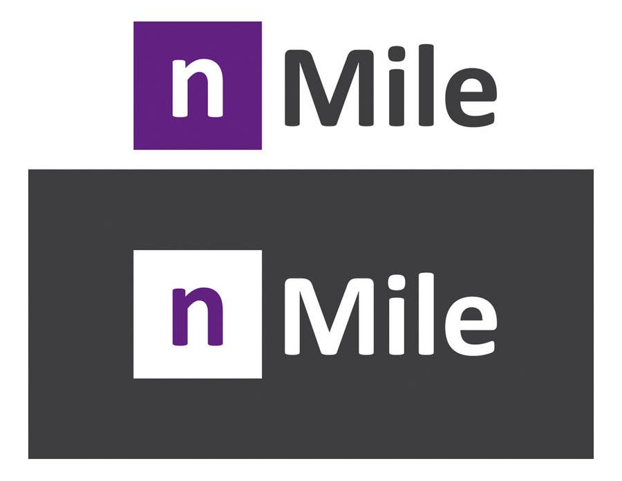 Contest Entry #                                        344                                      for                                         Logo Design for nMile, an innovative development company