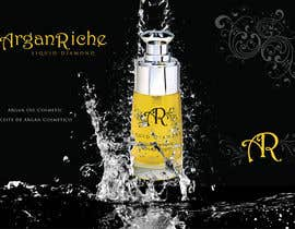 #15 cho Poster design for Luxurious Oil Advertisement bởi jinupeter
