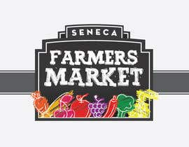 #3 for Logo for Farmer Market - Concept is provided, need you to bring it to life by carlosbehrens
