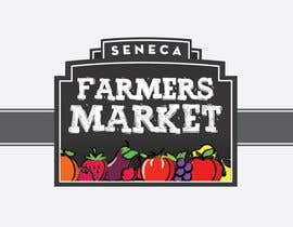 #4 for Logo for Farmer Market - Concept is provided, need you to bring it to life by carlosbehrens