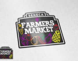 #26 for Logo for Farmer Market - Concept is provided, need you to bring it to life by jonhwhik